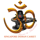 Singapore Indian Casket Logo