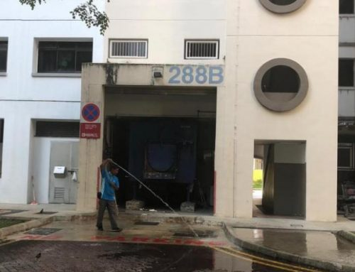 Mother and daughter found dead at foot of block on second day of CNY
